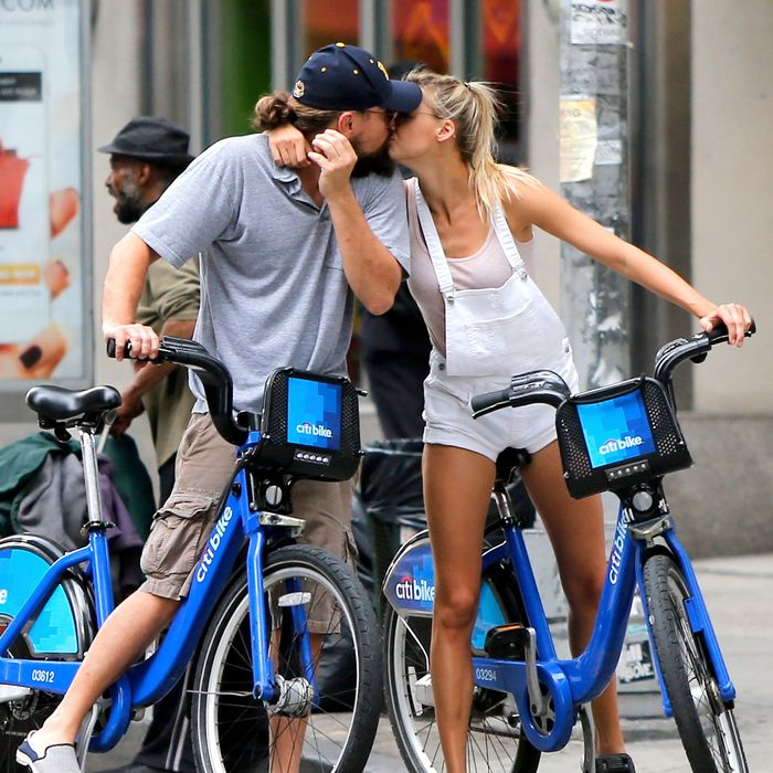Leonardo DiCaprio says: Visit New York City this summer!