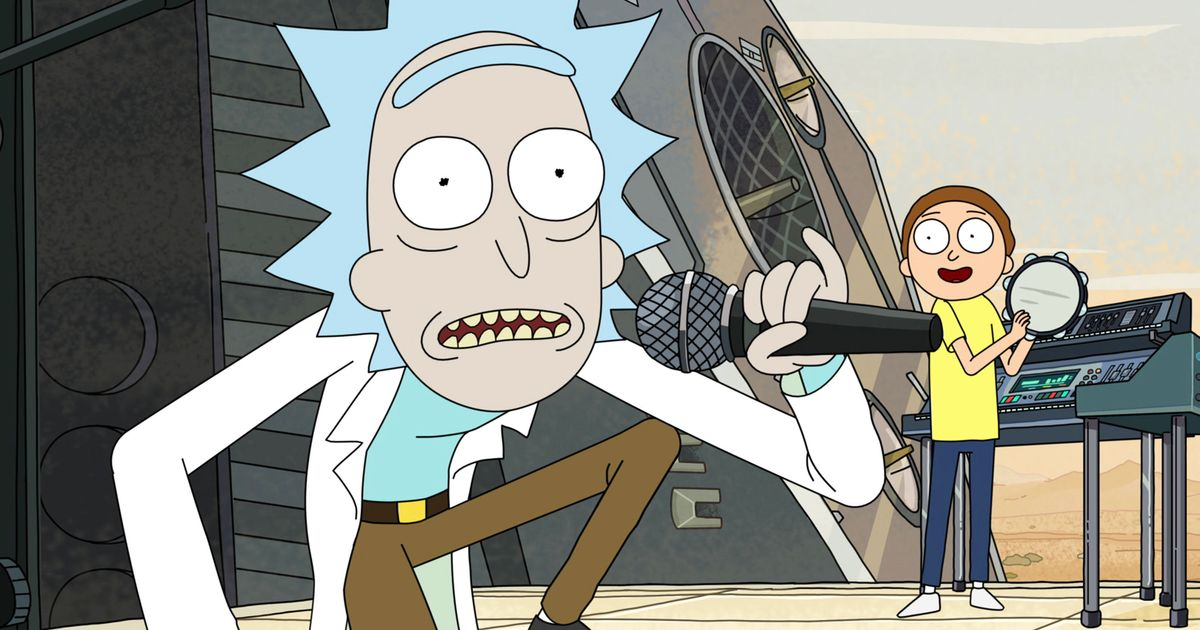 How Getting a Song on Rick and Morty Changes Your Life