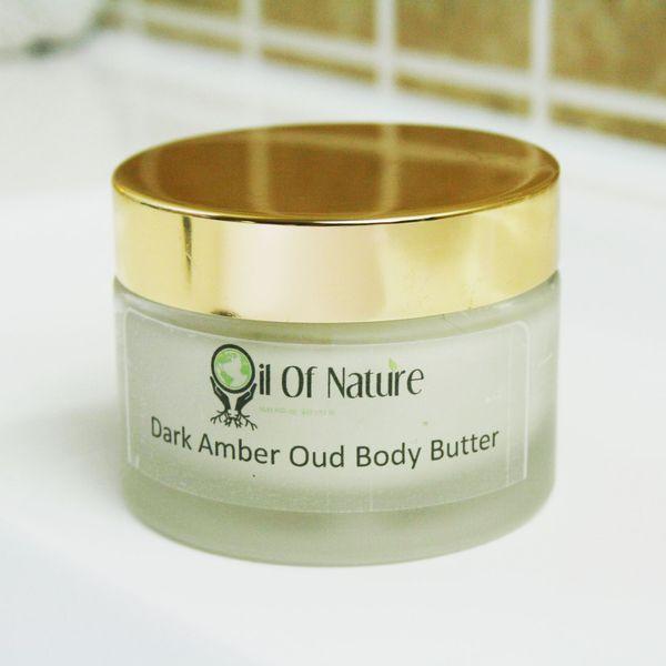Dark Amber Oud Body Butter