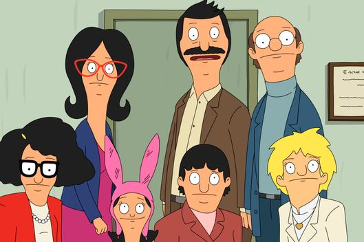 "BOB'S BURGERS: The Belcher family support Gene and his musical tribute to two beloved 80's movie hits in the all-new ""Work Hard or Die Trying Girl"" Season Premiere episode of BOB'S BURGERS airing Sunday Oct. 5 (7:30-8:00 PM ET/PT) on FOX.  BOB'S BURGERS ? and  ? 2014 TCFFC ALL RIGHTS RESERVED."