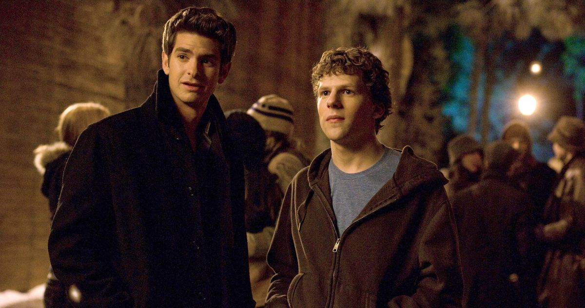 The Social Network's More Relevant Now Than When It Came Out