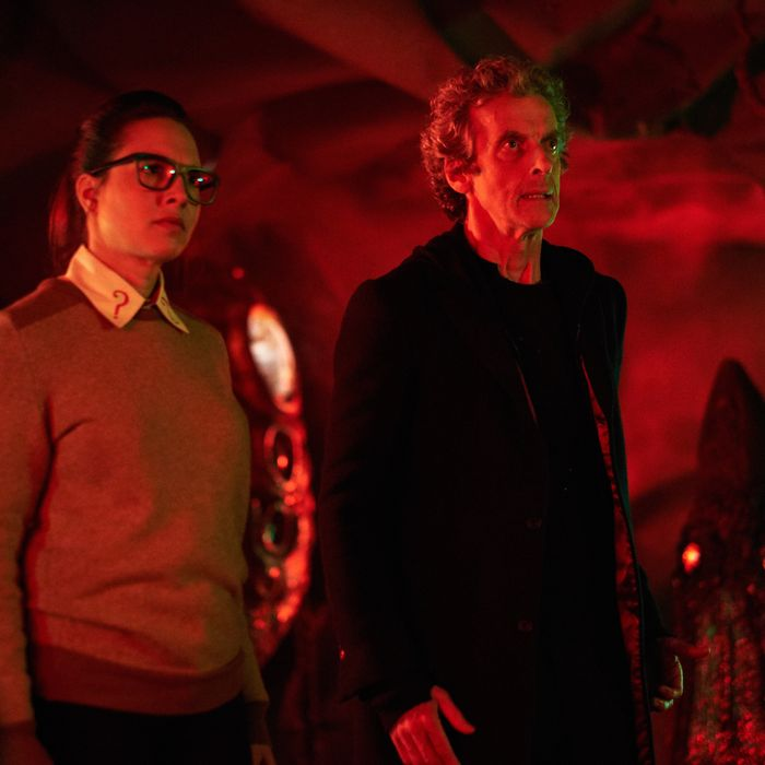 Doctor Who S9 Ep8 The Zygon Inversion