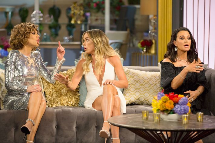 'Real Housewives of Beverly Hills' Recap: Reunion, Part 1 ...