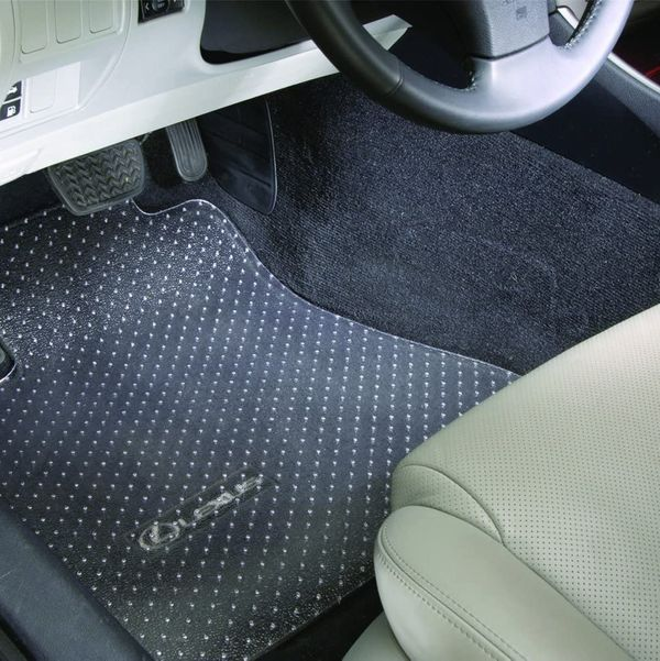 Intro-Tech Protect-A-Mat Front Row Custom Floor Mats