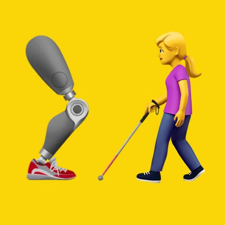 13 Disability Emoji Proposed to Unicode by Apple