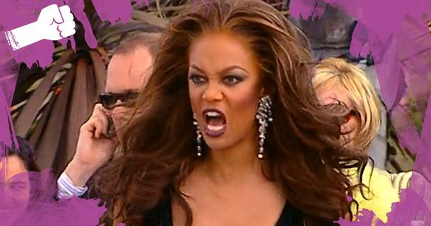 970dcfea5e7 The 15 Craziest Tyra Banks Moments on America's Next Top Model