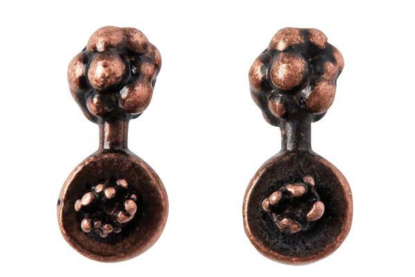 3D Plumbus Stud Earrings