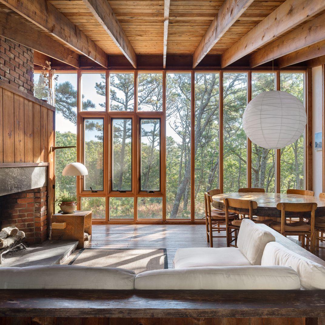 Modern House Design Phd 2015015: Look Inside Cape Cod's Hidden Modern Houses