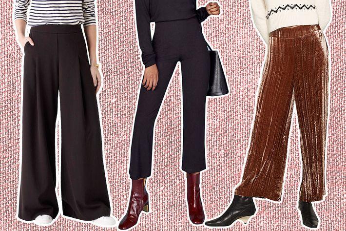 The Best Elastic-Waist Pants for Women
