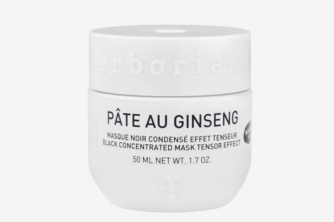 Erborian Pate au Ginseng Black Concentrated Mask