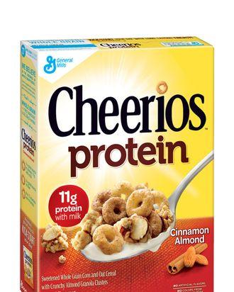 Cheerios Protein: underwhelming protein content.