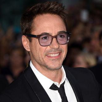 Actor Robert Downey Jr. attends