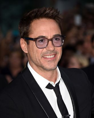 Actor Robert Downey Jr. attends