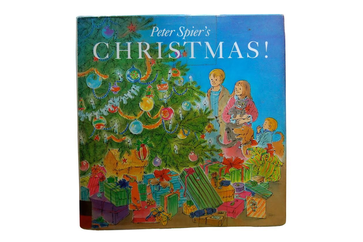 Peter Spier's Christmas! by Peter Spier (1983)