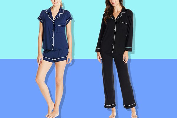 Eberjey Women's Gisele Long Pajama Set