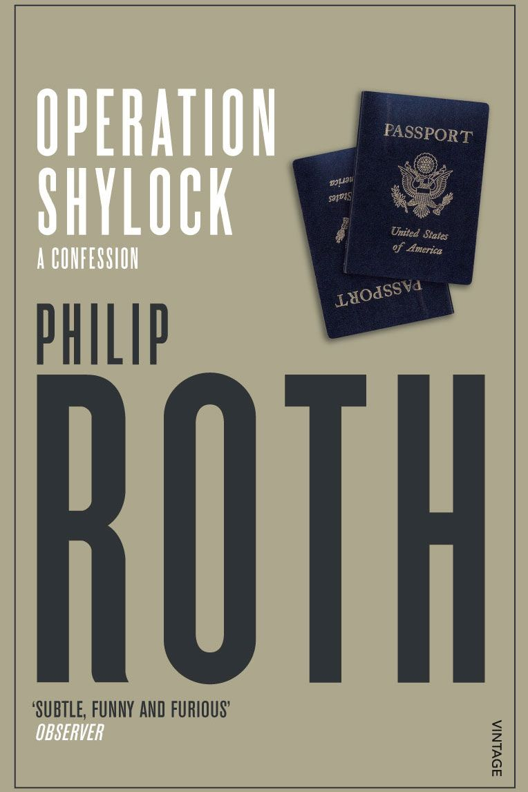 Operation Shylock: A Confession, Simon & Schuster (1993)
