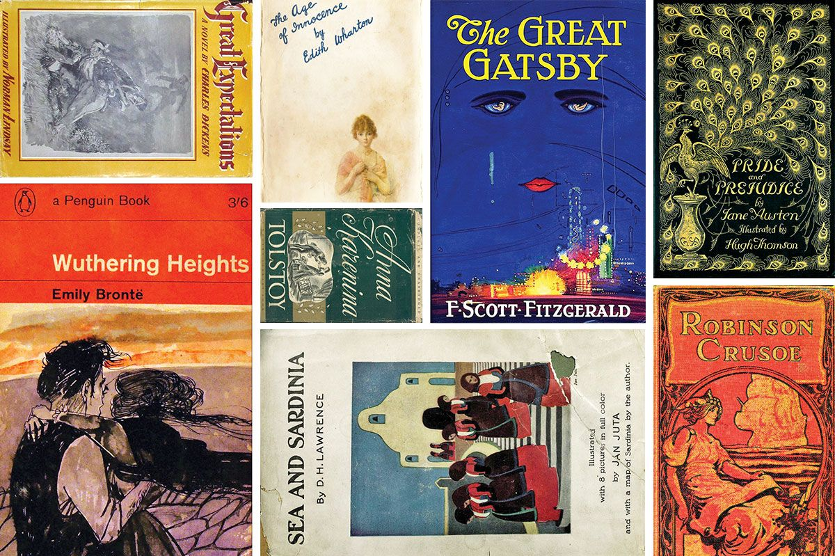 The 100 Greatest Beach Books Ever