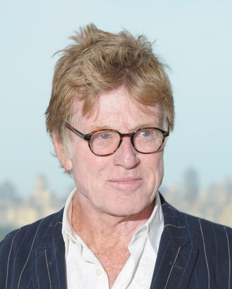 NEW YORK, NY - JULY 11: Robert Redford attends the Mann V. Ford screening at Time Warner Center Screening Room on July 11, 2011 in New York City. (Photo by Michael Loccisano/Getty Images for HBO)