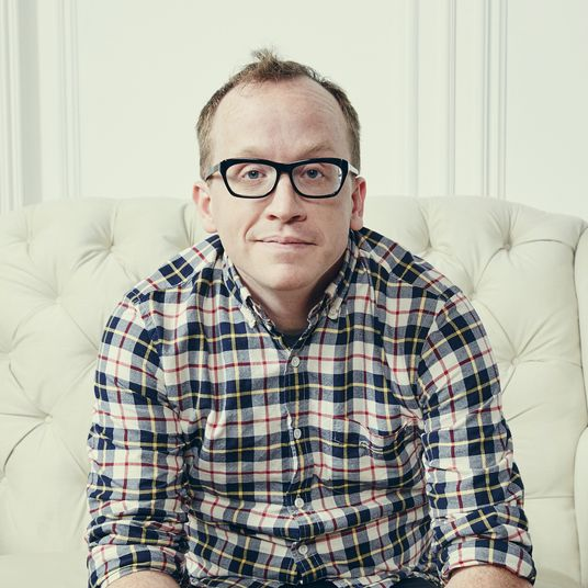 92204e344f0 How Chris Gethard Found Comedy Redemption in a Dumpster It was the  culmination of everything the comic has been working toward