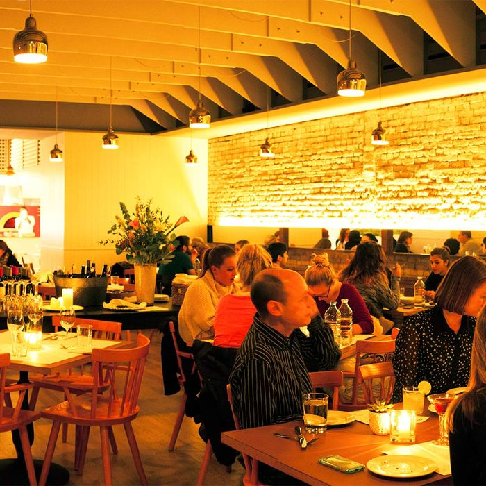 Sterling S Restaurant: Underground Gourmet Review: The Cooking At Vic's Is Big