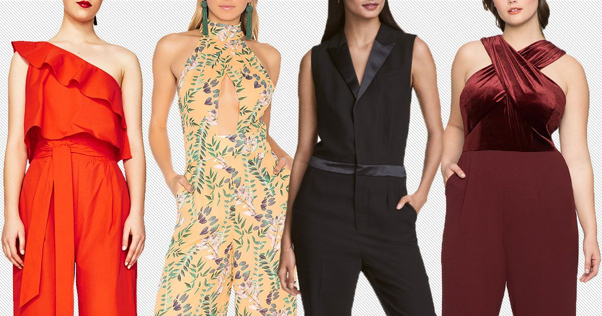 12 Dressy Jumpsuits To Wear To A Wedding