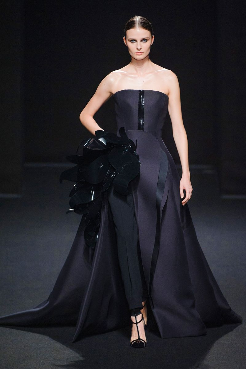 Stephane Rolland Fall 2013 Couture The Cut