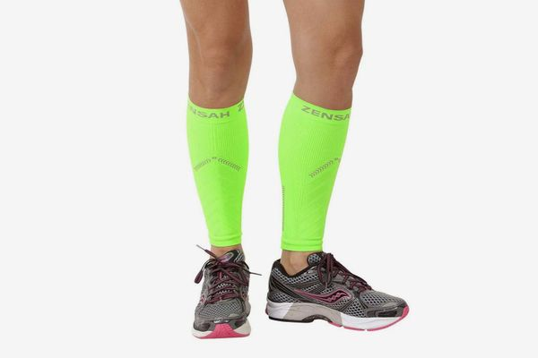 Zensah Reflective Compression Leg Sleeves