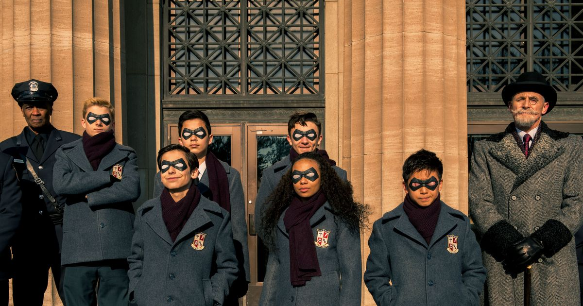 The Umbrella Academy Recap, Season 1, Episode 1