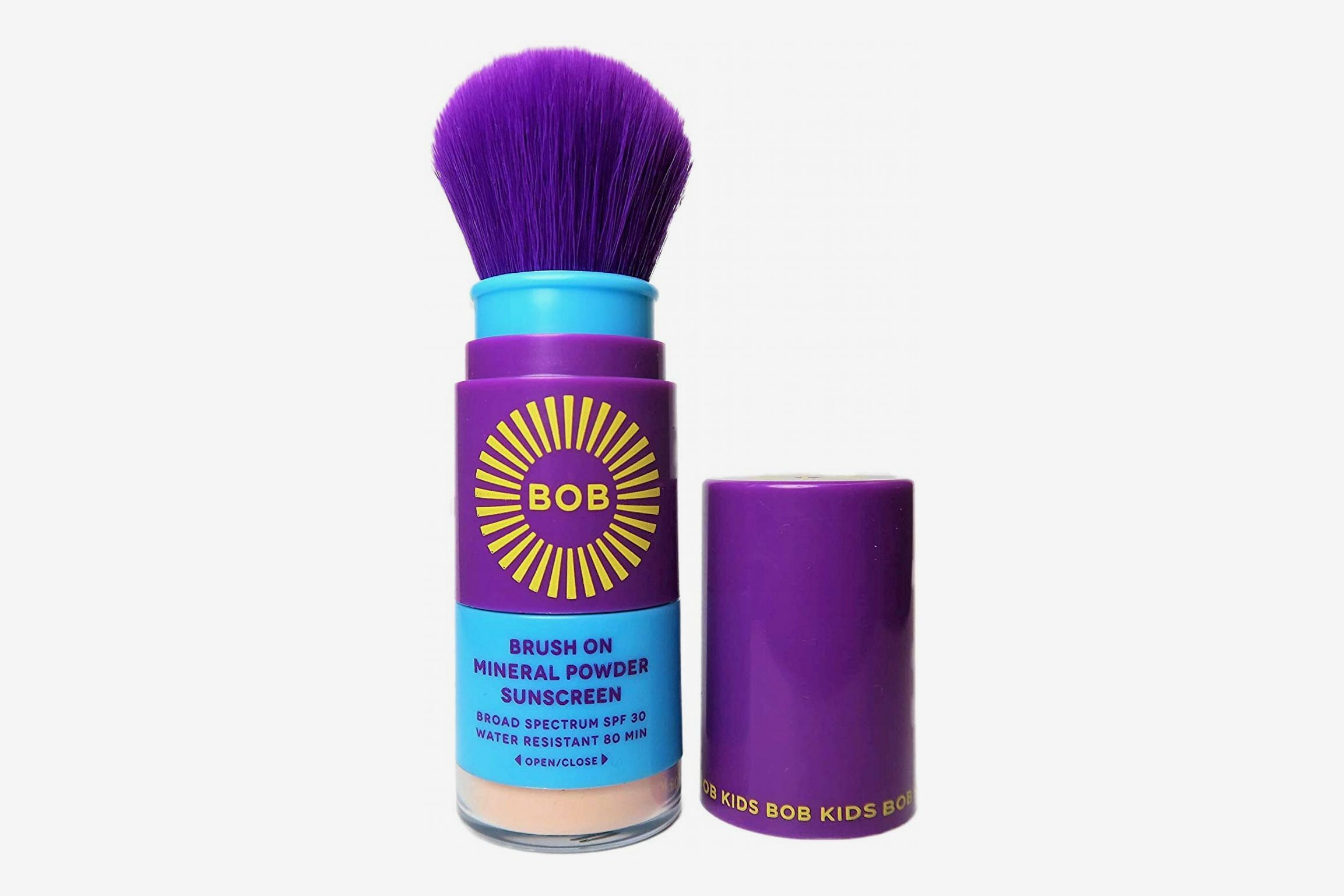 Brush On Block KIDS Brush On SPF 30 Broad Spectrum Mineral Powder Sunscreen
