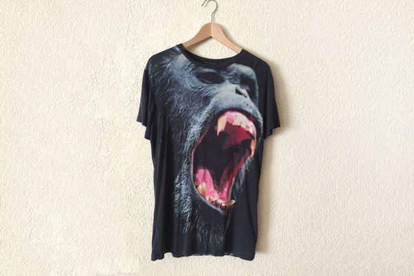 Christopher Kane Gorilla T-Shirt