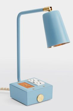 Rejuvenation Jax Tall Task Lamp + USB