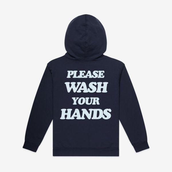 Talentless Women's Wash Your Hands Hoodie