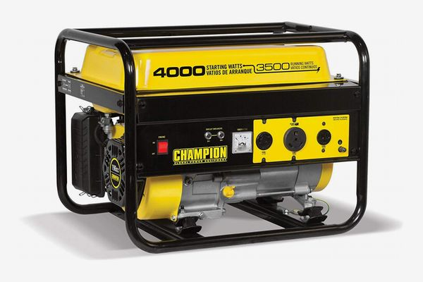 Champion 3500-Watt Portable Generator