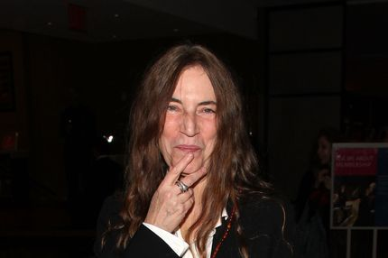 NEW YORK, NY - DECEMBER 09:  Singer Patti Smith attends the 2011 Shakespeare Society Medal presentation at the Rubin Museum of Art on December 9, 2011 in New York City.  (Photo by Taylor Hill/FilmMagic)