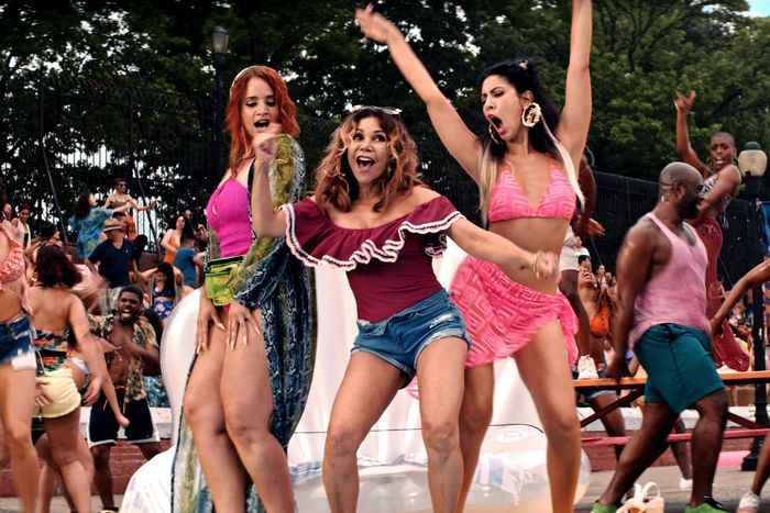 How 'In the Heights' Costumes 'Pulled From the Sidewalks'