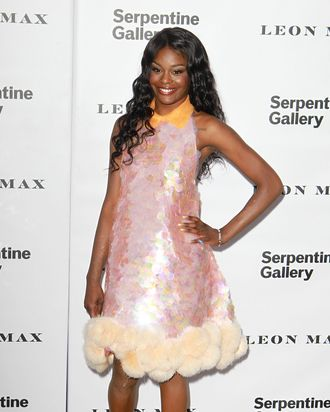 Azealia Banks attends The Serpentine Gallery Summer Party at The Serpentine Gallery on June 26, 2012 in London, England.