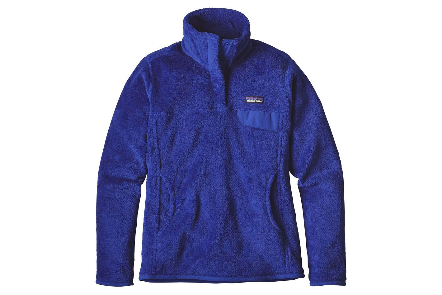 Patagonia Re-Tool Snap-T Fleece Pullover in Harvest Moon Blue