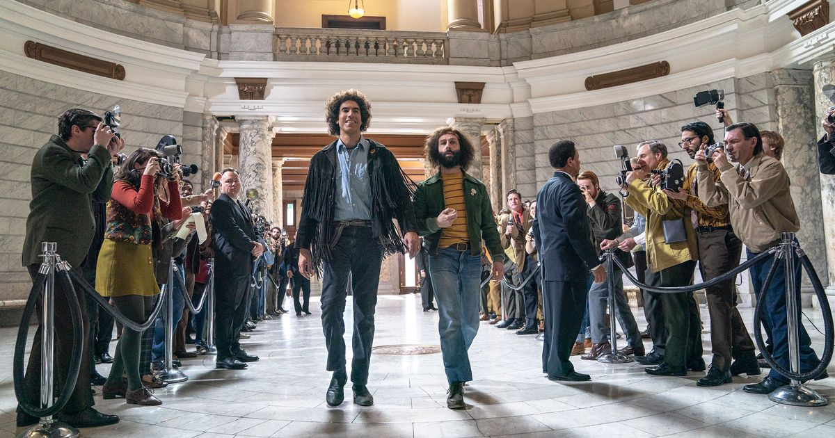 The Trial of the Chicago 7' Netflix Movie Review