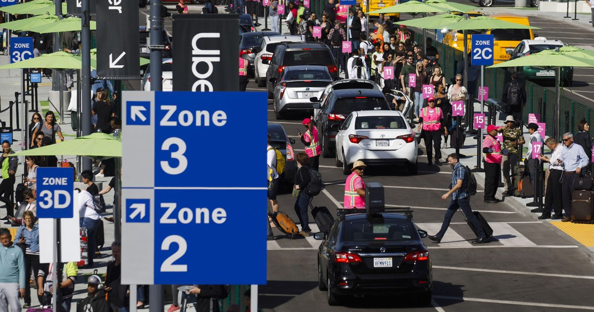 Is There a Good Solution to the Uber Crunch at Airports?