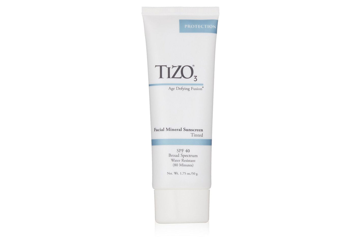Tizo 3 Tinted Facial Mineral SPF40 Sunscreen