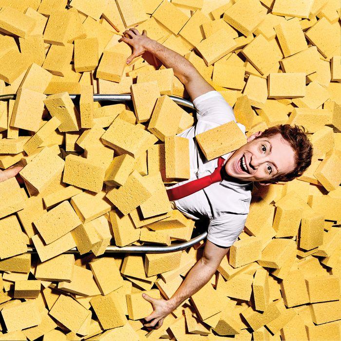 Ethan Slater: How He Became Broadway's SpongeBob SquarePants