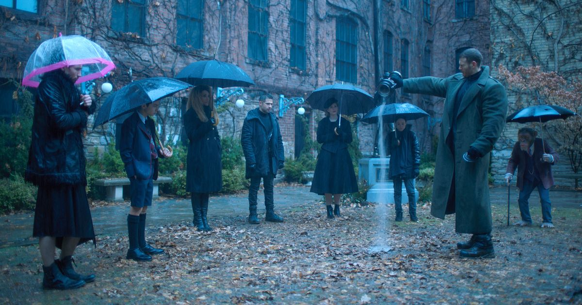 The Umbrella Academy's Biggest Changes From Comics To Television