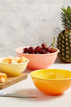 Martha Stewart Collection 3-Pc. Ombré Bowl Set