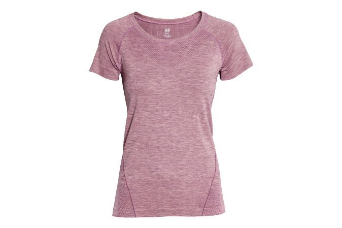 H&M Seamless Sports Top