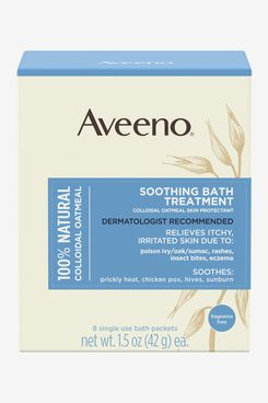 Aveeno Soothing Bath With Colloidal Oatmeal