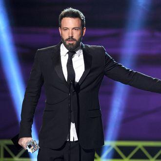 Ben Affleck Wins Big at Critics' Choice Awards