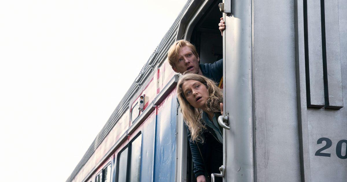 Run Recap: We're on a Train!