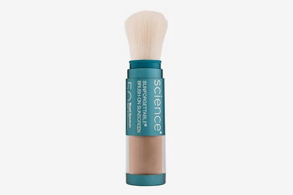 Colorescience Sunforgettable Total Protection Brush-On Shield SPF 50 in Deep