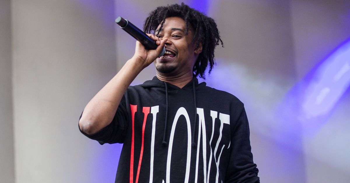 Danny Brown's New Album Atrocity Exhibition Is Streaming Three Days Early