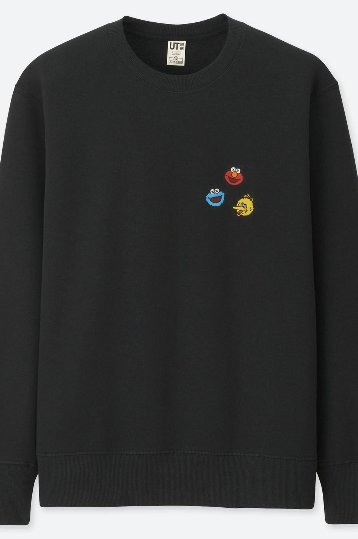 Kaws x Sesame Street Sweatshirt